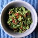 Spinach Pea Pasta