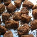 Almond Chicken Nuggets