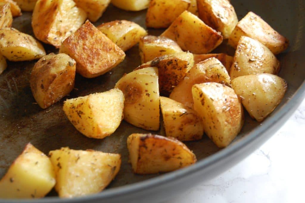 Skillet Potatoe
