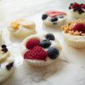 Frozen Fruit Yogurt Bites