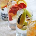 Juice Alternatives and Fruit Infused Water