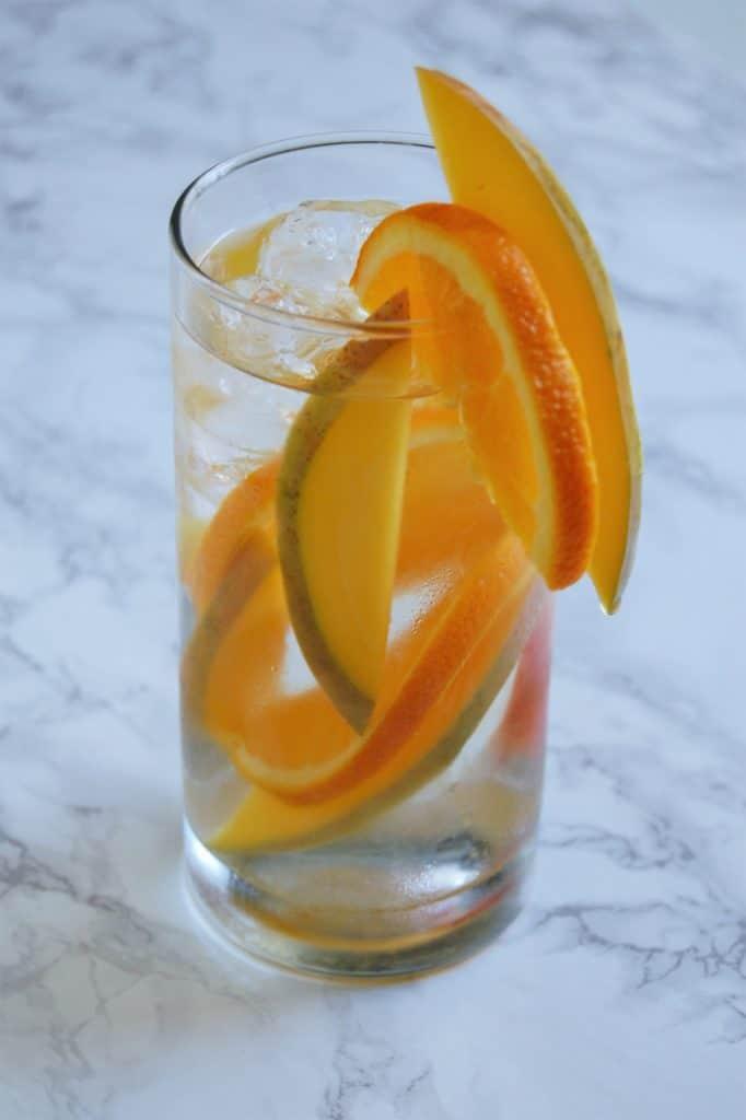 Orange Mango Water