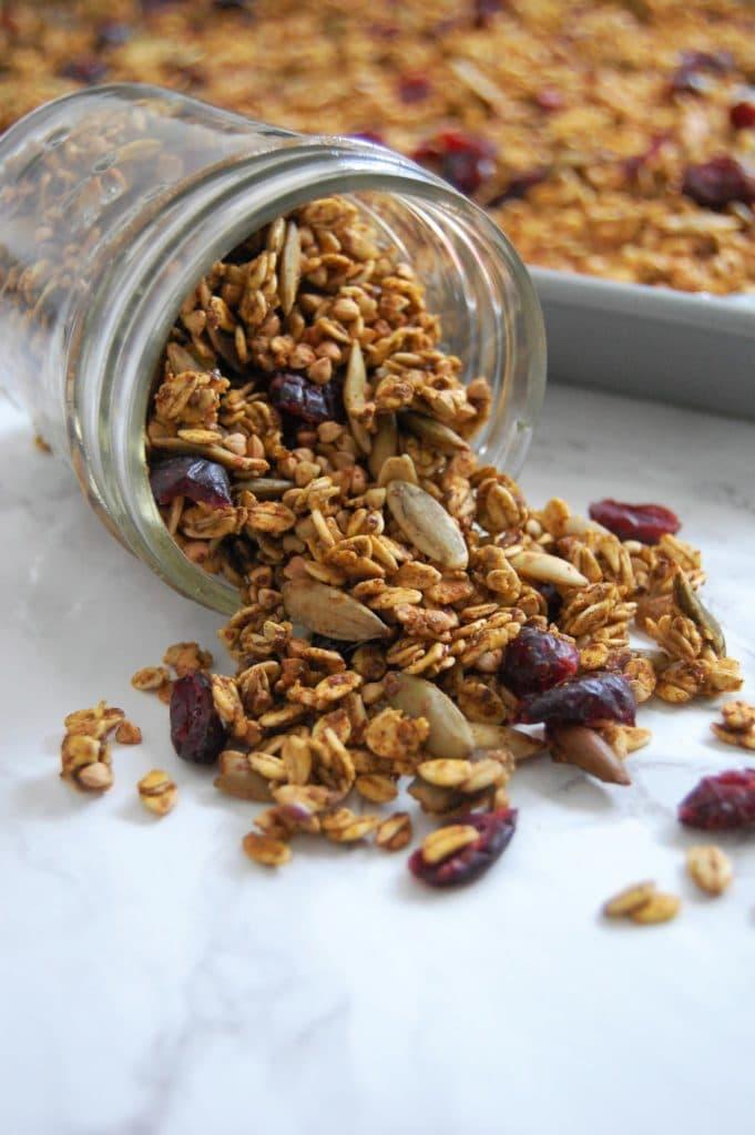 pumpkin-spice-buckwheat-granola