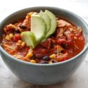 Mexican Chicken Chili