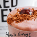 Black Forest Grass-Fed Whey Protein Smoothie