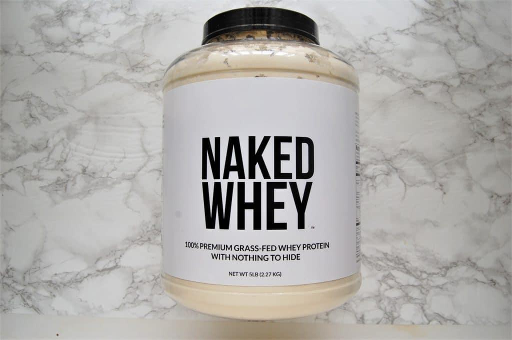 Naked Nutrition | Whey Protein | Protein Smoothie | High Protein | No Added Sugar | Grass-Fed Whey | Black Forest Smoothie | Chocolate Smoothie | Cherry Smoothie | Cauliflower Recipe | Smoothie Recipe