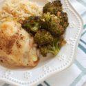 Sheet Pan Orange Ginger Chicken & Broccoli Dinner Recipe