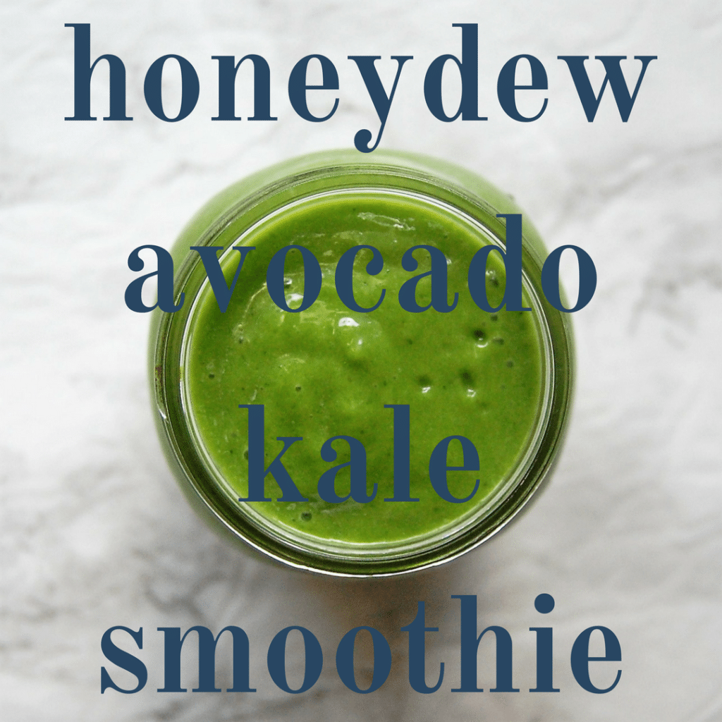 Green Smoothie | Healthy Smoothie | Vegetable Smoothie | No Added Sugar | Smoothie Recipe | Avocado Smoothie | Healthy Recipe | Vitamix | Honeydew | Melon Recipe | Kale Smoothie | Nutrition | Healthy Snack