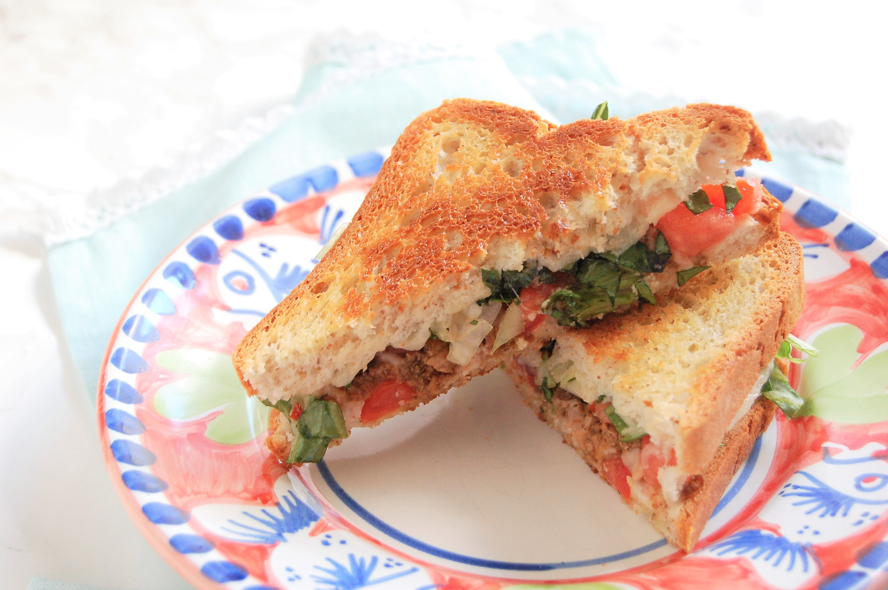 Grilled Cheese | Taco | Taco Sandwich | Taco Grilled Cheese | Fun Food | Family Friendly | Kid Food | Finger Food | Nutrition | Healthy | Nutrition to Fit
