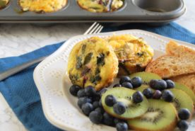 Reducing Food Waste (and Veggie Egg Cups recipe!)