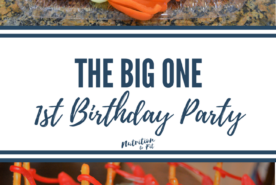 """""""The Big One"""" First Birthday Party"""