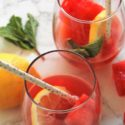 Watermelon Mint Lemonade