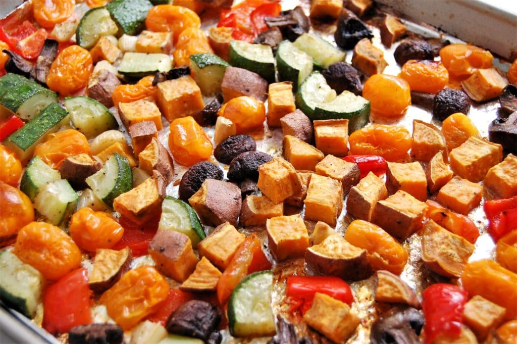 Roasted Vegetables - How to Prep and 10 Ways to Enjoy