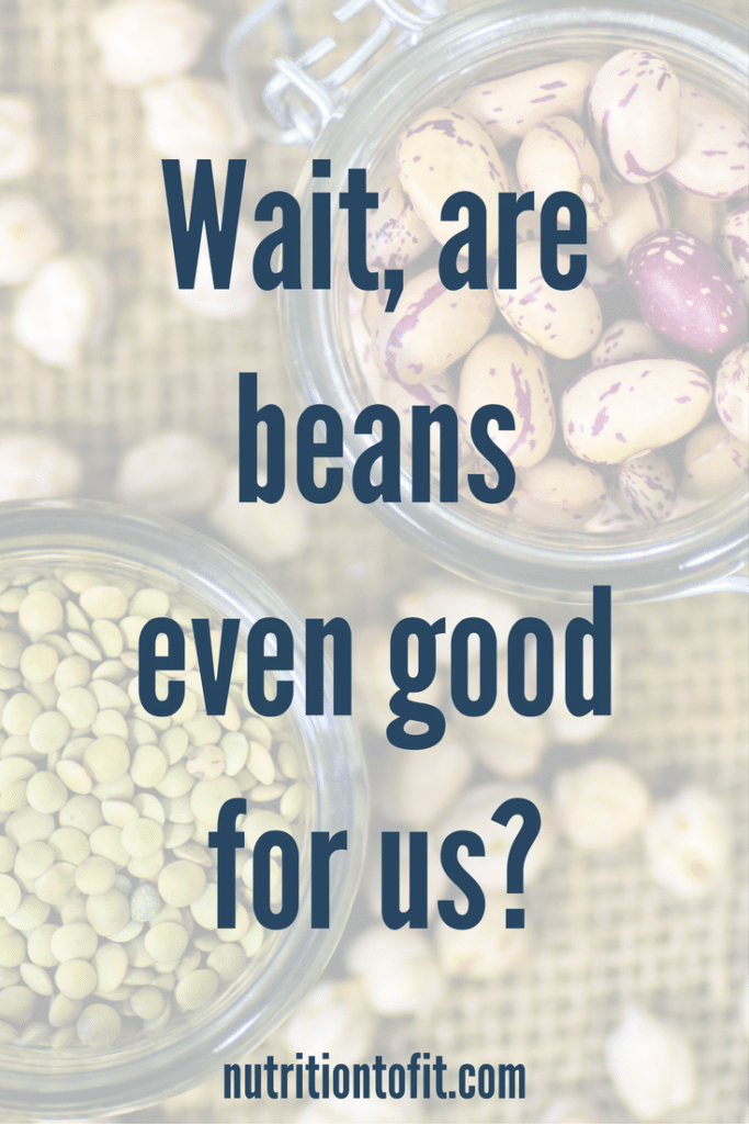 Easy to understand info on the research of healthiness of beans and legumes