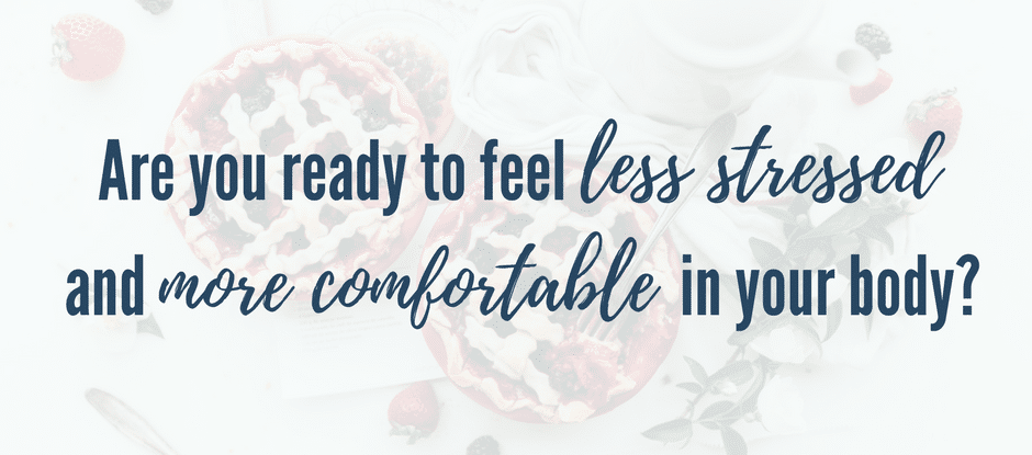 Are you ready to feel less stressed and more comfortable in your body? Get personalized nutrition coaching services and easy, delicious, no-fuss recipes from dietitian-nutritionist Lindsey of Nutrition to Fit!