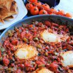 Fertility Foods Cookbook Shakshuka
