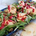 Cranberry Apple Harvest Salad