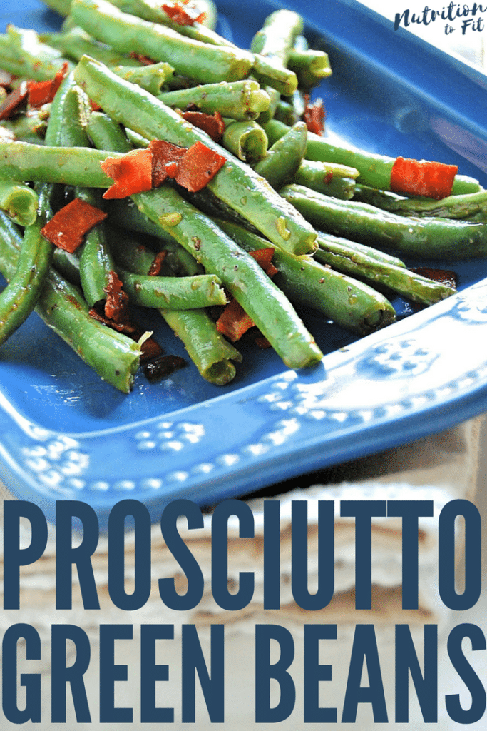 Prosciutto Green Beans make the easiest side dish for Thanksgiving, Christmas, and everything in between! It just requires a few ingredients, is very food allergy-friendly, and easily customizable.Prosciutto Green Beans make the easiest side dish for Thanksgiving, Christmas, and everything in between! It just requires a few ingredients, is very food allergy-friendly, and easily customizable.