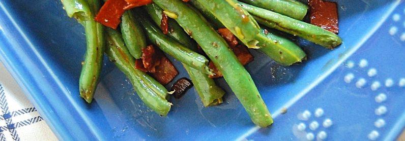 Prosciutto Green Beans