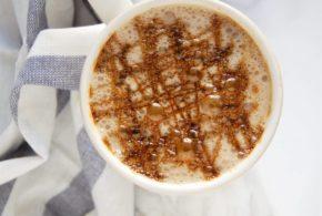 Gingerbread Chai Latte