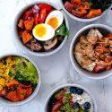 Sweet & Savory Sweet Potato Bowls