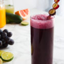 Grape Agua Fresca