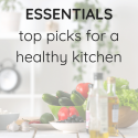 Amazon Kitchen Essentials: My Top Picks for a Healthy Kitchen
