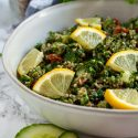 Sunflower Seed Tabbouleh Salad