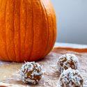 Collagen Pumpkin Protein Balls