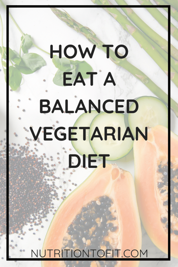 Whether you're a vegetarian veteran or learning about a vegetarian diet for beginners, this article shares how to have a balanced, healthy vegetarian diet plan. This article discusses nutrients for a balanced vegetarian diet, including protein for vegetarians and other tips.