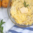 Greek Yogurt Mashed Potatoes