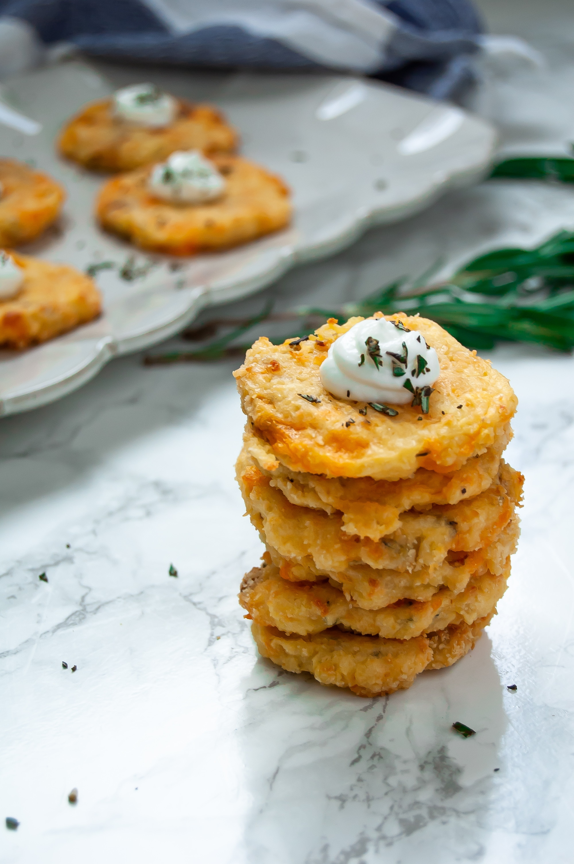 Mashed potato patties are a fun way to use up Thanksgiving leftovers. This leftover mashed potatoes recipe features baked mashed potato patties that are perfect appetizers for snacking!