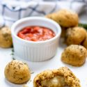 Gluten-Free Cheese Stuffed Bread Rolls