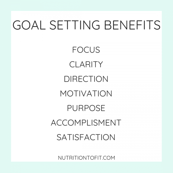 Being strategic and learning how to set SMART goals comes with many benefits!