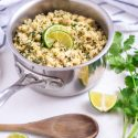 Cilantro Lime Quinoa (Instant Pot Option)