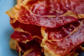 How to Make Crispy Prosciutto