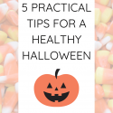 Practical Tips for a Healthy Halloween